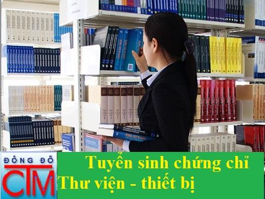 Chứng chỉ thư viện thiết bị