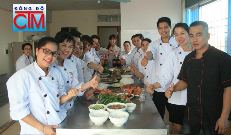 Học nấu ăn, ngành học thú vị