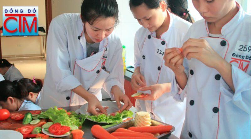 học đầu bếp