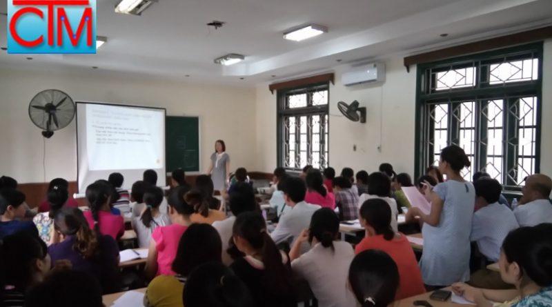 Trung cấp Thư viện – Thiết bị trường học