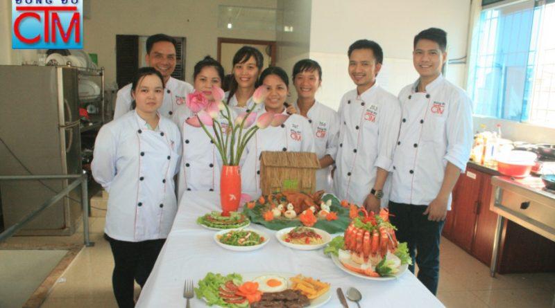 Học nấu ăn – ngành học thú vị